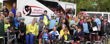Adaptive Adventures Challenge Tour